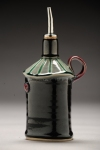 Oil Bottle, 2013, by Naomi Clement