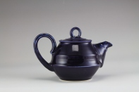 Purple Teapot (didn't quite turn out as I'd hoped, but still nice)