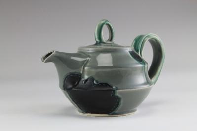 Grey Teapot