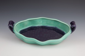 Serving Dish, Naomi Clement