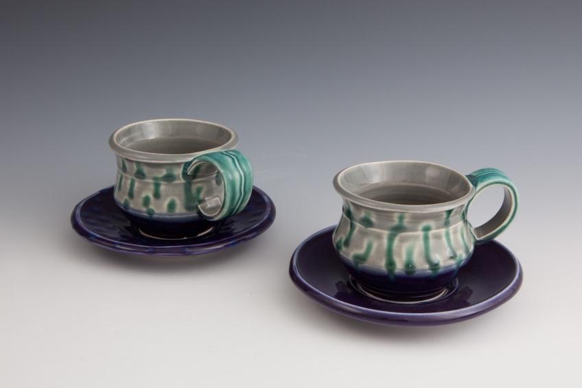 Teacups, Naomi Clement