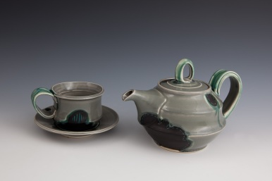 Teapot and Teacup, Naomi Clement