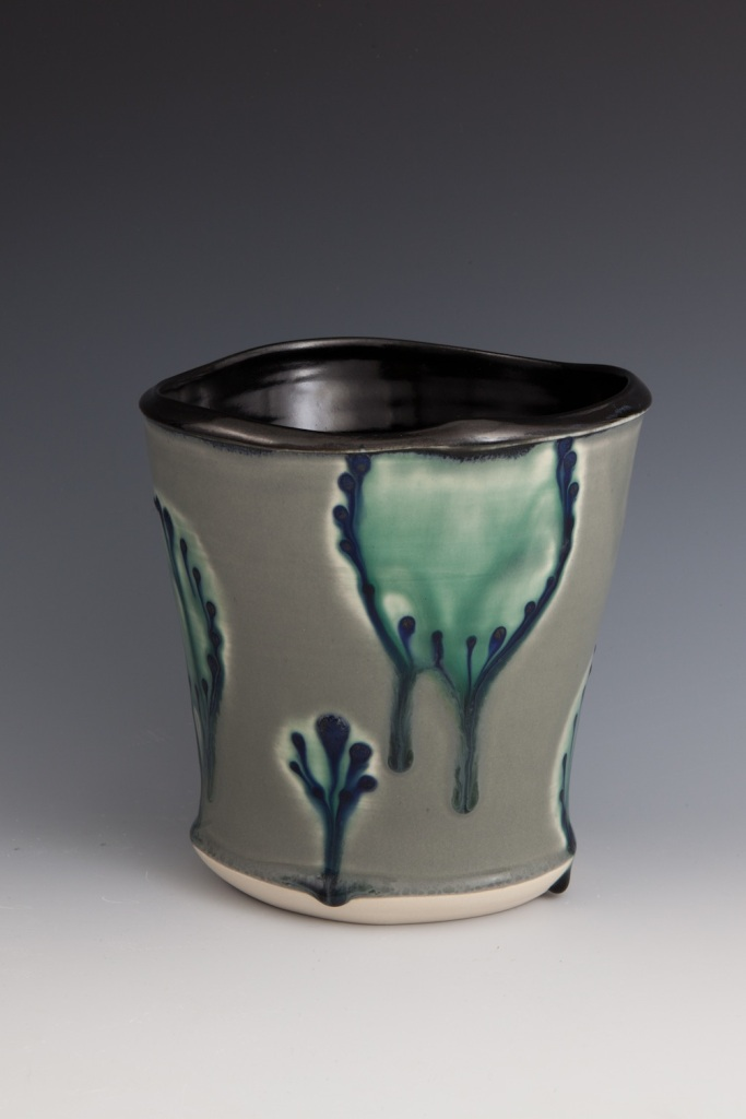Drippy Vase, Naomi Clement