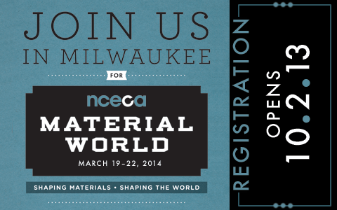 NCECA Milwaukee